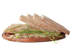 Health bread Stock Images
