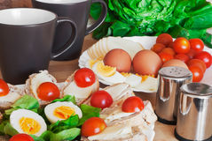 Health breakfast Royalty Free Stock Photography