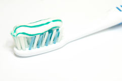 Health Care. Tooth-Brush stock image