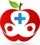 Health care apple Stock Images