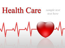 Health care concept. Health care concep. Medical collage Royalty Free Stock Image