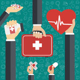 Health care Stock Image