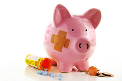 Health-care costs Stock Photos