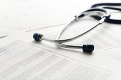 Health care costs Stock Photography