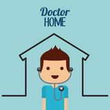 Health care design. Illustration eps10 graphic Royalty Free Stock Image