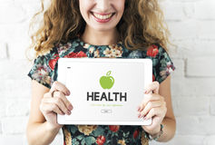 Health Care Healthy Life Concept Royalty Free Stock Photo