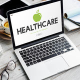 Health Care Healthy Life Concept Royalty Free Stock Image