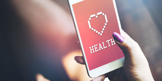 Health Care Healthy Life Concept Stock Photography