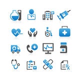 Health Care icon Stock Photo