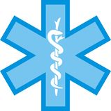 Health Care Logo. Logo for health related business Stock Photo