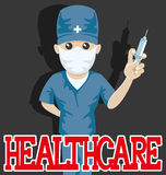 Health care stock illustration