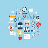 Health care and medical research Stock Photo