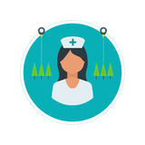 Health care and medical research Royalty Free Stock Photography