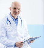 Health care professional Stock Images