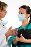 Health-Care Professionals Team Royalty Free Stock Image