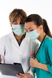Health-Care Professionals Team Stock Image