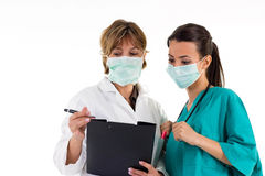 Health-Care Professionals Team Stock Photos