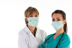 Health-Care Professionals Team Royalty Free Stock Photos