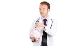 Health care reform Stock Photography