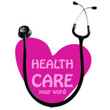 Health Care symbol Stock Photography