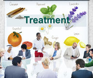 Health Care Treatment Vitamins Health Concept Royalty Free Stock Photo