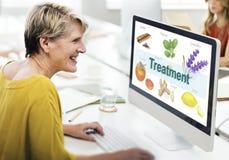 Health Care Treatment Vitamins Health Concept Stock Photo