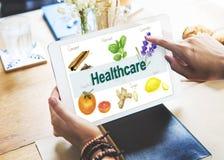 Health Care Treatment Vitamins Healthy Concept Royalty Free Stock Photos