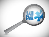 Health care under review concept Stock Photos