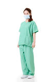 Health care worker Royalty Free Stock Photo