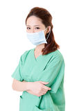 Health care worker Royalty Free Stock Image