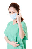 Health care worker Stock Images