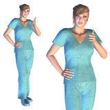 Health care worker Stock Photos