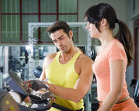 Health club Stock Images