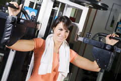 Health club Royalty Free Stock Images