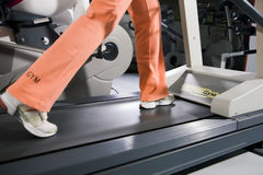 Health club Royalty Free Stock Photography