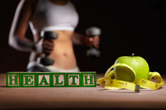 Health concept Royalty Free Stock Image