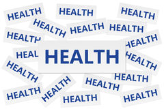 Health concept Stock Image