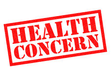 HEALTH CONCERN Stock Photography