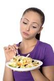 Health Conscious young woman Stock Photos