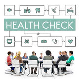 Health Cure Medicine Medical Wellness Concept royalty free stock image