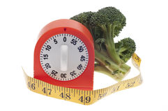 Health and Diet Concept Stock Image