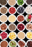 Health and Diet Superfood Royalty Free Stock Photos