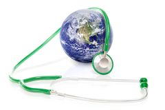 Health of earth Royalty Free Stock Photography
