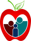 Health family royalty free illustration