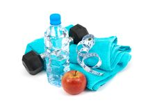 Health And Fitness Royalty Free Stock Image