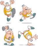 Health & Fitness Royalty Free Stock Photo