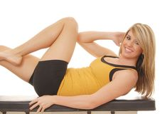 Health and Fitness Girl 16 Stock Image