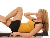 Health and Fitness Girl stock photos