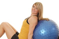 Health and Fitness Girl 6 Royalty Free Stock Photo