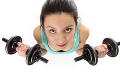 Health and fitness Stock Image